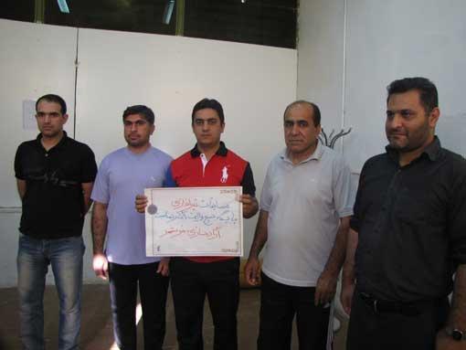 مسابقات تیر اندازی آزاد سازی خرمشهر 93 آغار 3